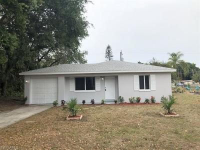 Single Family Home For Sale: 1741 Braman Ave
