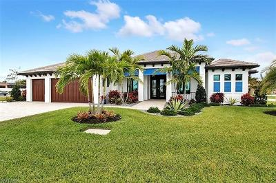 Cape Coral Single Family Home For Sale: 4225 Chiquita Blvd S