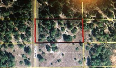 Residential Lots & Land For Sale: 845 S Willow St