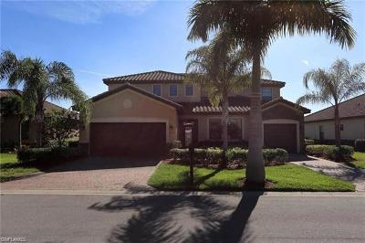 Fort Myers Single Family Home For Sale: 11347 Bluff Oak Ln