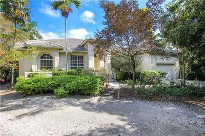Sanibel Single Family Home For Sale: 641 Lake Murex Cir