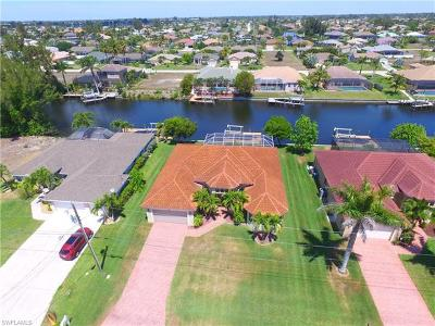 Cape Coral Single Family Home For Sale: 1819 SW 47th St