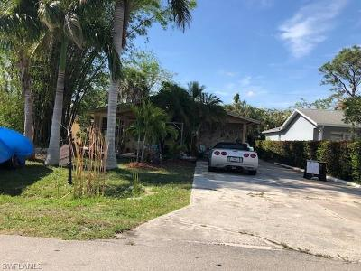 Naples Single Family Home Pending With Contingencies: 773 95th Ave N