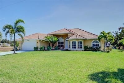 Cape Coral Single Family Home For Sale: 2719 NW 43rd Ave