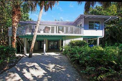Captiva Single Family Home For Sale: 11540 Laika Ln