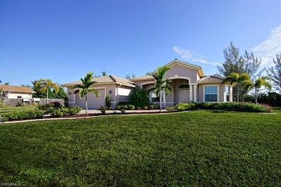 Cape Coral Single Family Home For Sale: 4111 SW 11th Ave