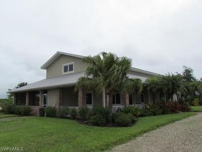 Labelle FL Single Family Home For Sale: $999,500