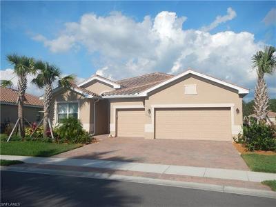 Cape Coral Single Family Home For Sale: 3588 Valle Santa Cir