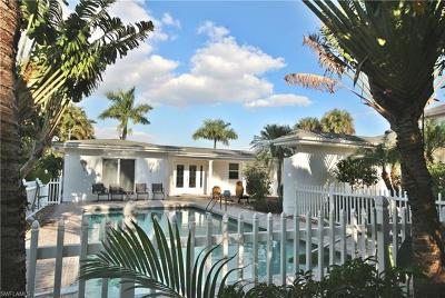 Fort Myers Beach Single Family Home For Sale: 540 Randy Ln