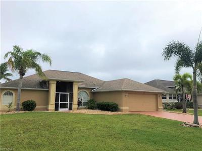 Cape Coral Single Family Home For Sale: 1135 SE 16th St
