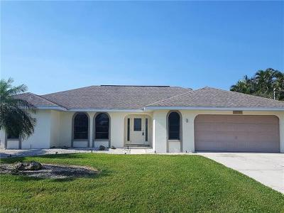 Cape Coral Single Family Home For Sale: 1816 SE 36th Ter