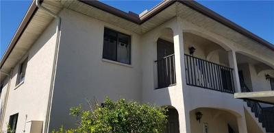Condo/Townhouse For Sale: 232 Cape Coral Pky E #201