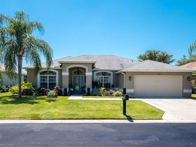 Fort Myers Single Family Home For Sale: 15038 Balmoral Loop