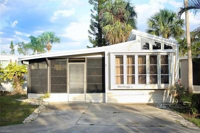 Estero Mobile/Manufactured For Sale: 10940 Least Tern Cir
