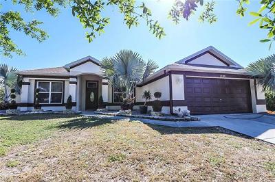 Port Charlotte Single Family Home For Sale: 22395 Cleveland Ave