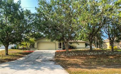 Cape Coral Single Family Home For Sale: 1806 SW 28th Ter