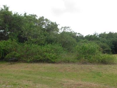 Labelle FL Residential Lots & Land For Sale: $8,950
