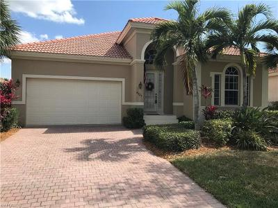 Fort Myers Single Family Home For Sale: 8923 Greenwich Hills Way