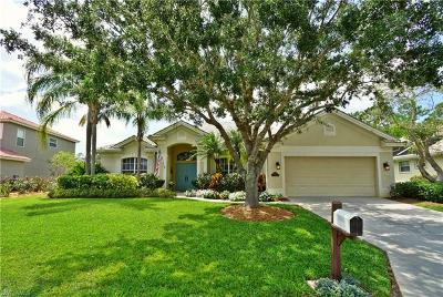 Fort Myers Single Family Home For Sale: 10848 Pond Ridge Dr