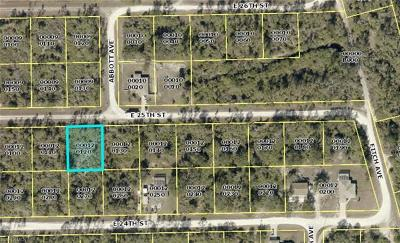 Residential Lots & Land For Sale: 4226 E 25th St