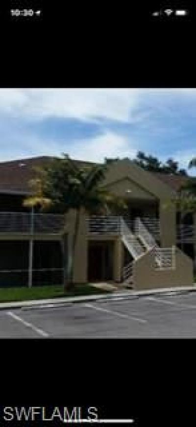 Estero, Bonita Springs Condo/Townhouse For Sale: 3100 Seasons Way #103