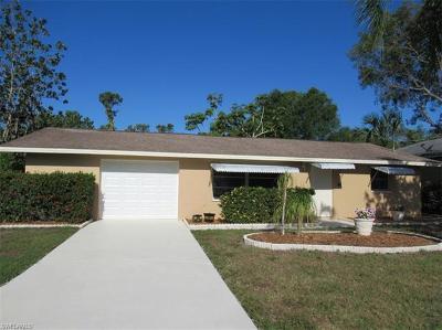 Bonita Springs Single Family Home For Sale: 27110 Lavinka St