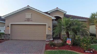 Lehigh Acres Single Family Home For Sale: 11674 Eros Rd