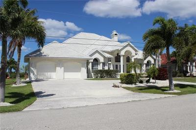 Cape Coral FL Single Family Home For Sale: $1,090,000