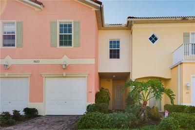 Fort Myers Condo/Townhouse For Sale: 9825 Cristalino View Way #104