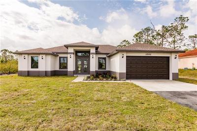 Naples Single Family Home For Sale: 709 12th St SE St SE