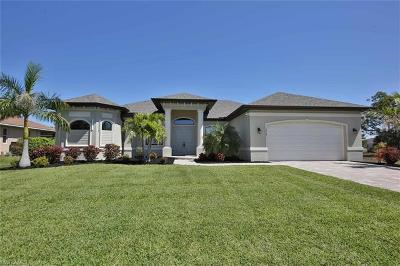 Cape Coral Single Family Home For Sale: 1819 SW 39th St