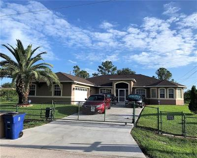 Lehigh Acres FL Single Family Home For Sale: $354,900
