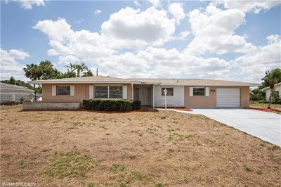 Lehigh Acres FL Single Family Home For Sale: $179,000