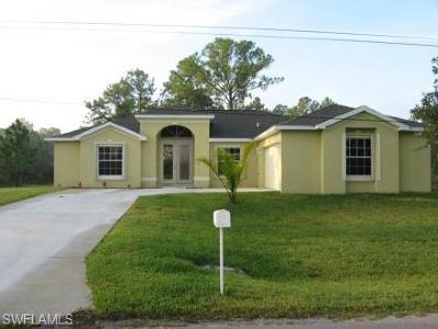 Lehigh Acres FL Single Family Home For Sale: $198,000