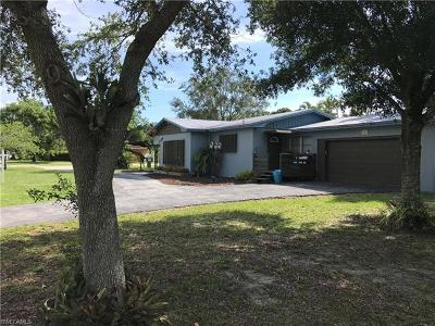 Fort Myers Single Family Home For Sale: 3005 McGregor Blvd