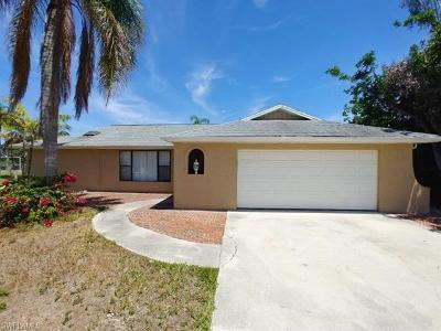 Fort Myers Single Family Home For Sale: 17245 Lee Rd