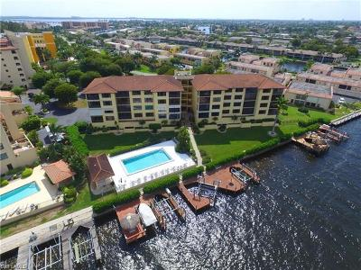 Cape Coral Condo/Townhouse For Sale: 4015 SE 20th Pl #303