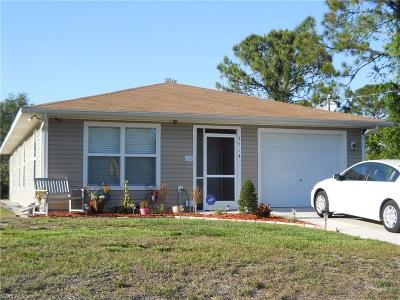 Lehigh Acres FL Single Family Home For Sale: $154,900