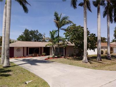 Cape Coral Single Family Home For Sale: 129 SW 48th Ter