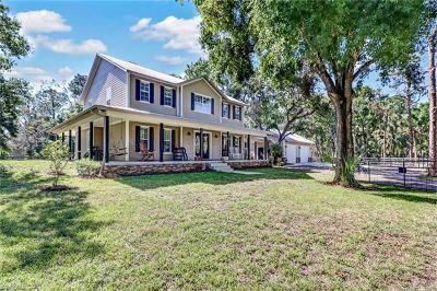Single Family Home For Sale: 2600 Goggin Rd