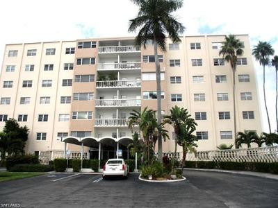 Bonita Springs, Cape Coral, Fort Myers, Fort Myers Beach Condo/Townhouse For Sale: 1900 Clifford St #202