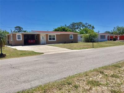 Lehigh Acres FL Single Family Home For Sale: $165,000