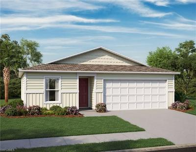 Lehigh Acres FL Single Family Home For Sale: $169,990
