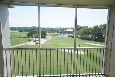 Fort Myers Condo/Townhouse For Sale: 1580 Pine Valley Dr #414