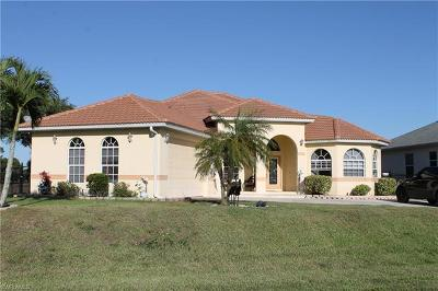 Cape Coral Single Family Home For Sale: 1329 SW 8th Pl