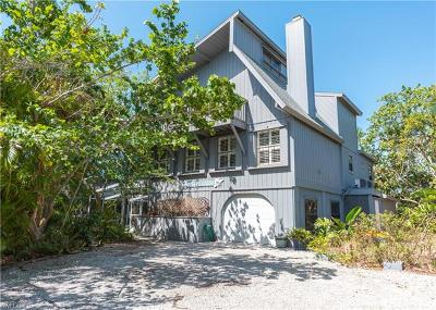 Sanibel Single Family Home For Sale: 681 Rabbit Rd
