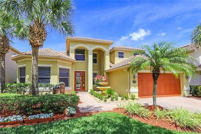 Estero Single Family Home For Sale: 20282 Torre Del Lago St