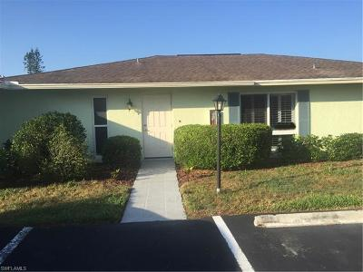 Naples FL Condo/Townhouse For Sale: $304,999