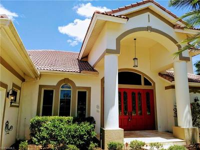 Cape Coral Single Family Home For Sale: 1131 SW 21st Ter