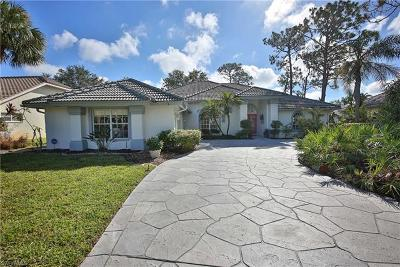 Bonita Springs Single Family Home For Sale: 24751 Bay Bean Ct